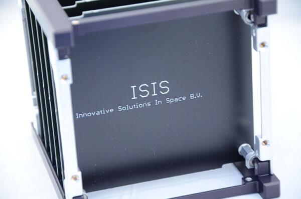 ISIS cubesat structure