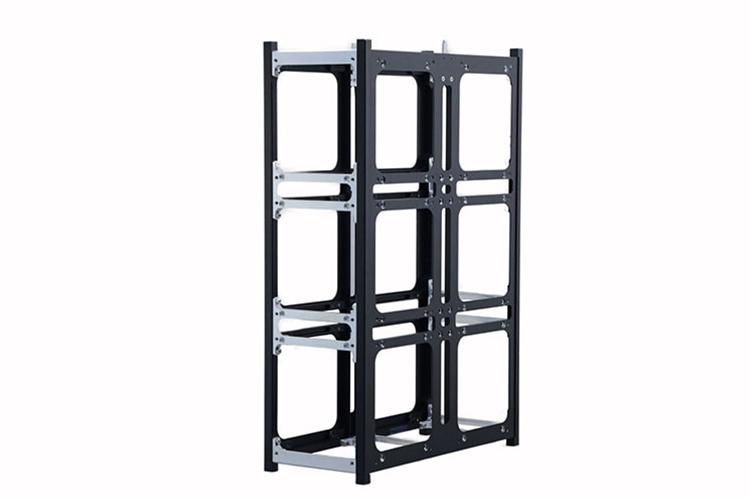 6 Unit Cubesat Structure Cubesatshop Com