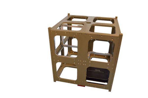8-Unit cubesat structure