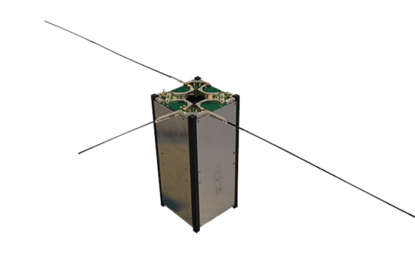 deployable antenna system for cubesats