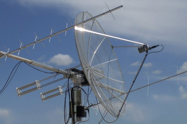 Full Ground Station Kit For Vhf Uhf S Band Cubesatshop Com