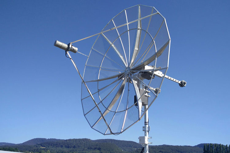 Small satellite Ground Station S-band