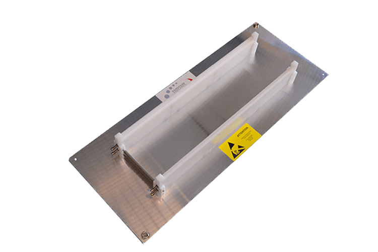 Horizontal Integration Support Jig for 2U-3U CubeSats