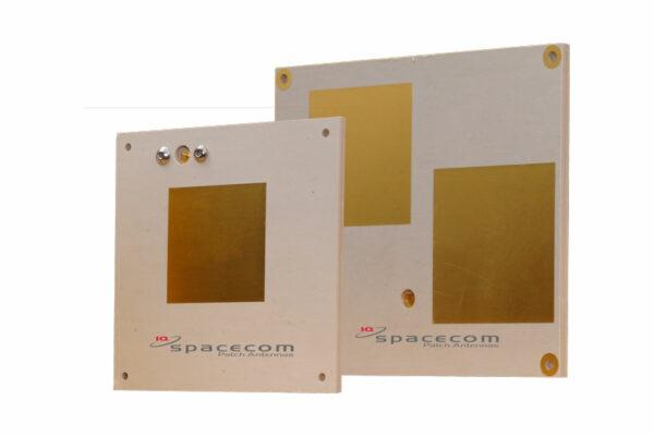 IQ wireless s-band patch antenna