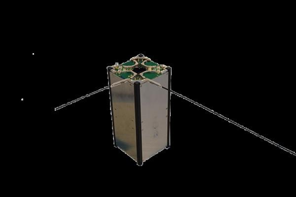 Monopole antenna for cubesat