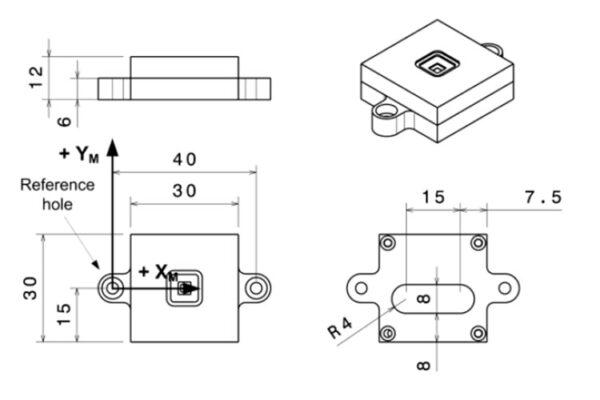 SSOC A60 dimensions