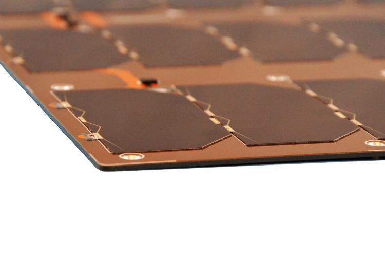 cubesat solar panel