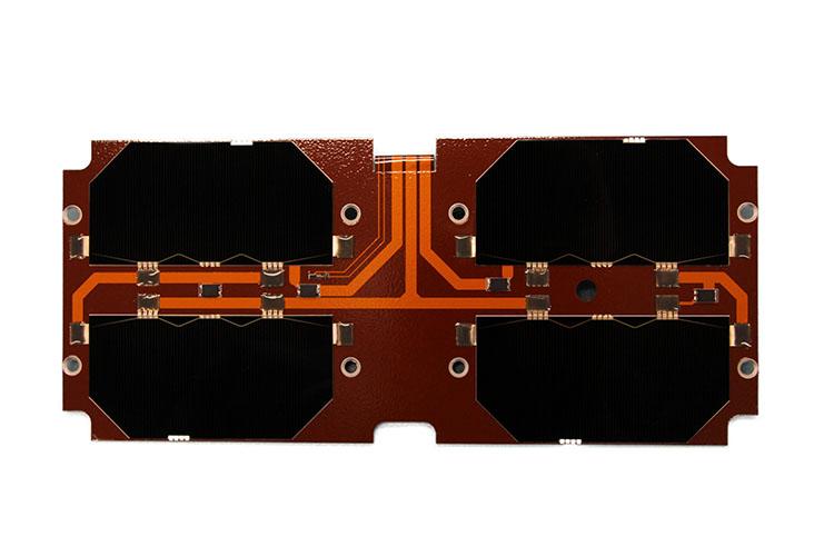 Single Cubesat Solar Panels Cubesatshop Com