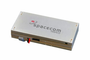 iq wireless s band transmitter for pico and nanosatellites