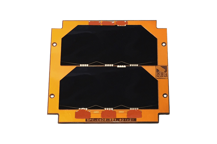 CubeSat Solar panel DHV-CS-10