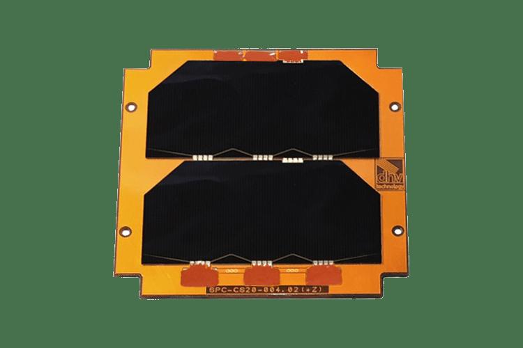 Cubesat Solar Panel Dhv Cs 10 Cubesatshop Com