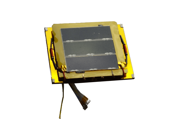 Deployable Solar Panels Dsa 1a Cubesatshop Com