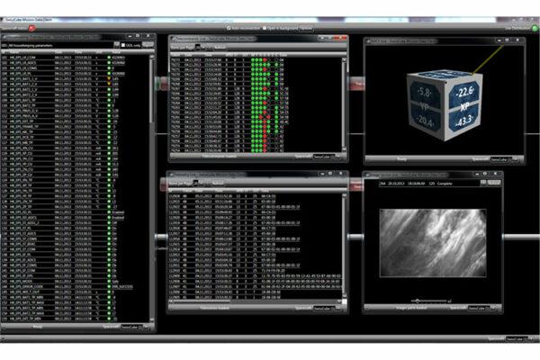 Elveti Mission Control System
