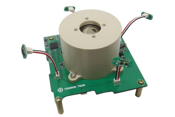 Integrated ADCS and Fine Sun Sensor