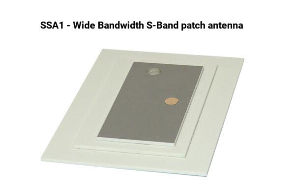 EXA SSA01 – Wide Bandwidth S-band Patch Antenna